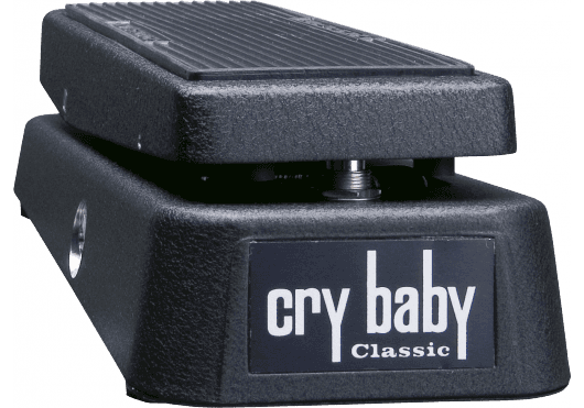 Dunlop CRYBABY CLASSIC FASEL GCB95F