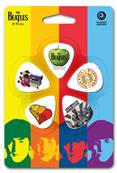 D'Addario Médiators Beatles par D'Addario, Albums, pack de 10, Thin