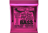Ernie Ball Cordes Basse Slinky nickel wound super slinky short scale 40-100