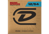 Dunlop BRONZE 80/20 LIGHT !12-54 -DAB1254