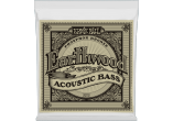 Ernie Ball Cordes Basse Earthwood basse acoustique 45-95