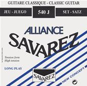 Savarez 540J Alliance Bleu Tirant fort