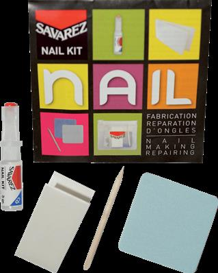 Savarez Kit ongles