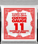 ERNIE BALL CORDES ELECTRIQUES Slinky nickel wound 11 1011