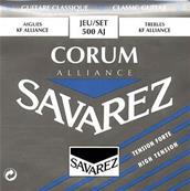 Savarez 500AJ Alliance Corum Bleu Tirant fort