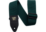 Ernie Ball Courroie Sangle polypro vert forêt