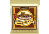 Ernie Ball Earthwood 80/20 bronze rock n blues 10-52