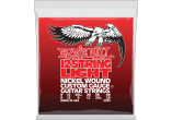 Ernie Ball Nickel wound custom gauge light /12 cordes 9-46