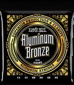 ERNIE BALL CORDES ACOUSTIQUES Aluminium bronze light 11-52 2568