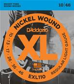 D'Addario EXL110, Regular Light, 10-46
