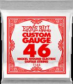 ERNIE BALL CORDES ELECTRIQUES Slinky nickel wound 46 1146