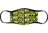 Ernie Ball Merchandising Masque Slinky taille Adulte