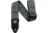 Ernie Ball Courroie Sangle jacquard imperial paisley
