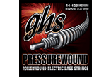 GHS Cordes Basse Pressurewound Medium 5c M7200-5