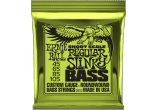 Ernie Ball Cordes Basse Slinky nickel wound regular slinky short scale 45-105