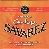 Savarez 510MR Création Cantiga Tirant normal