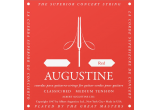 CORDES CLASSIQUES AUGUSTINE SI 2 ROUGE STANDARD ROUGE2-SI