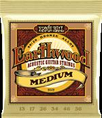 ERNIE BALL CORDES ACOUSTIQUES Earthwood 80/20 bronze medium 13-56 2002