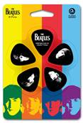 D'Addario Médiators Beatles par D'Addario, Meet The Beatles, pack de 10, Thin