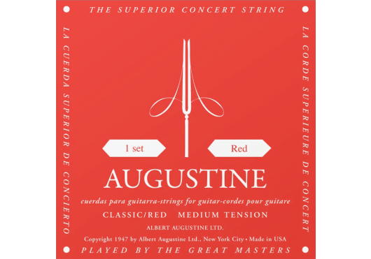 Augustine STANDARD AUGUSTINE STD ROUGE T/NORM ROUGE