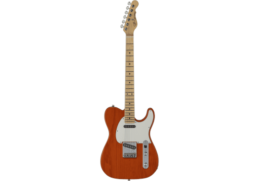 G&L Fullerton Deluxe ASAT Classic Clear Orange