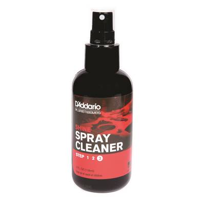 D'Addario Spray Shine pour guitare