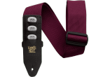 COURROIES Sangle pickholder bordeaux