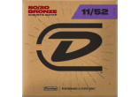 Dunlop BRONZE 80/20 MEDIUM LIGHT !11-15-22-32-42-52 DAB1152