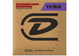 Dunlop PHOSPHOR BRONZE MEDIUM LIGHT 11-52 DAP1152