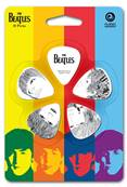 D'Addario Médiators Beatles par D'Addario, Revolver, pack de 10, Heavy