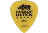 Dunlop Ultex Sharp 0,90mm sachet de 6 - 433P90