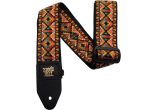 Ernie Ball Courroie Sangle jacquard santa fe