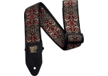 Ernie Ball Courroie Sangle jacquard persian gold
