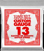 Ernie Ball Cordes Electriques Slinky nickel wound 13