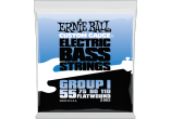 Ernie Ball Cordes Basse Flatwound group I 55-110