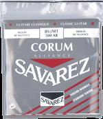 SAVAREZ CORUM ALLIANCE ROUGE T/NORMAL CORDES CLASSIQUES ALLIANCE-CORUM 500AR