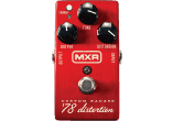 MXR 78 DISTORTION M78