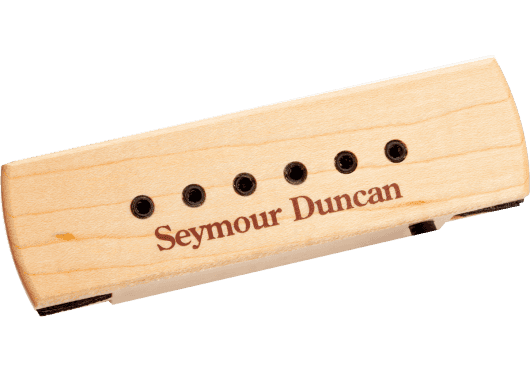 Seymour Duncan Micro Guitare Acoustique Woody HumCanceling, plots, SA-3XL